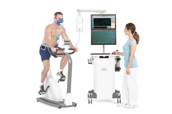 Predavanje: Pomen obremenitvenega testiranja pljuč in srca za športnike