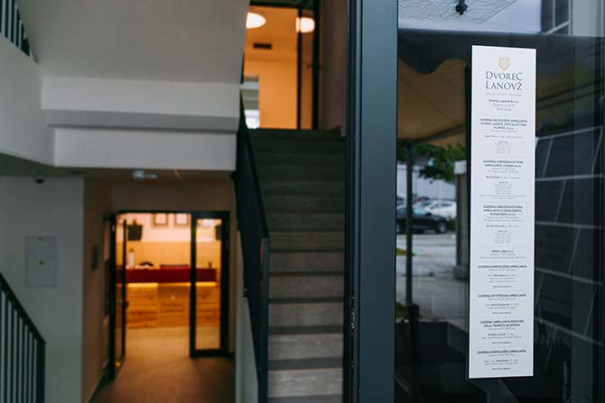 Vrata odpirajo tudi naše ostale ambulantne dejavnosti